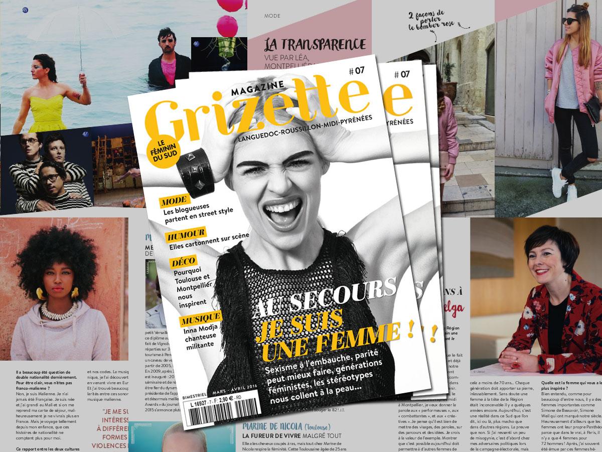 Grizette magazine